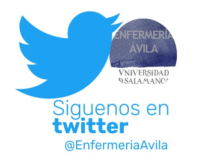 Twitter @EnfermeriaAvila