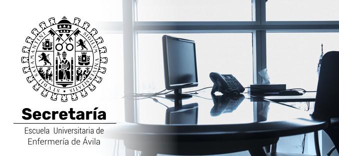 Secretaría del Centro Asociado
